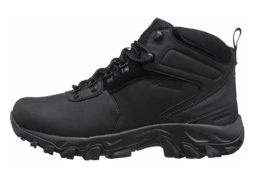 Best Hiking Boots for Men - Columbia Newton Ridge Plus II