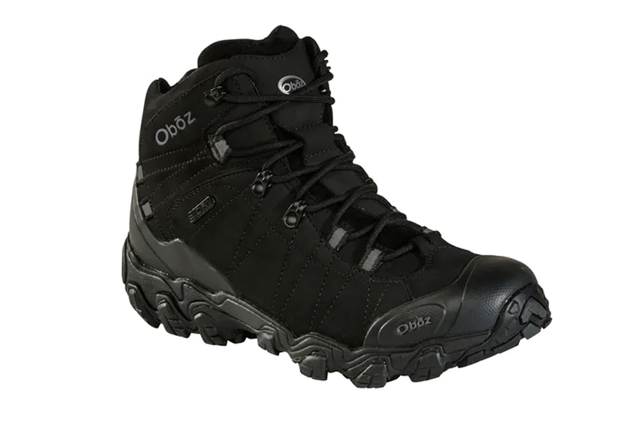 Best Hiking Boots for Men - Oboz Bridger B-DRY