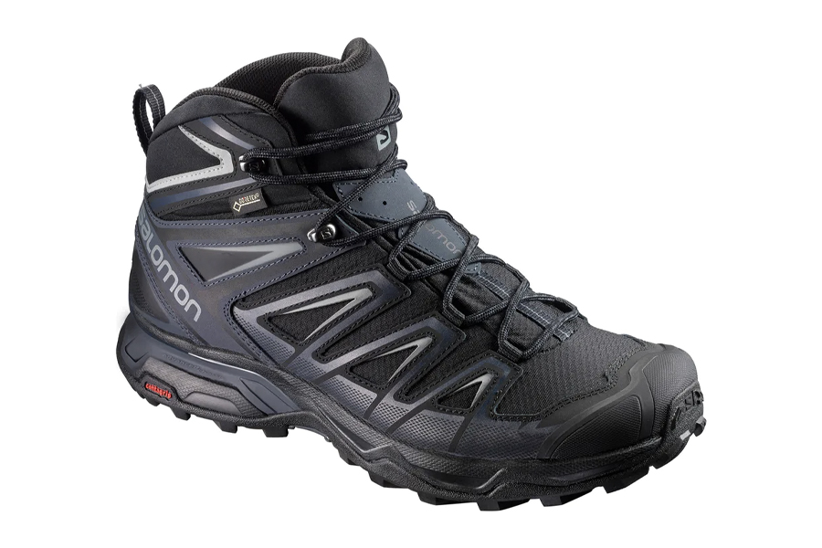 Best Hiking Boots for Men - Salomon X Ultra 3 Mid GTX