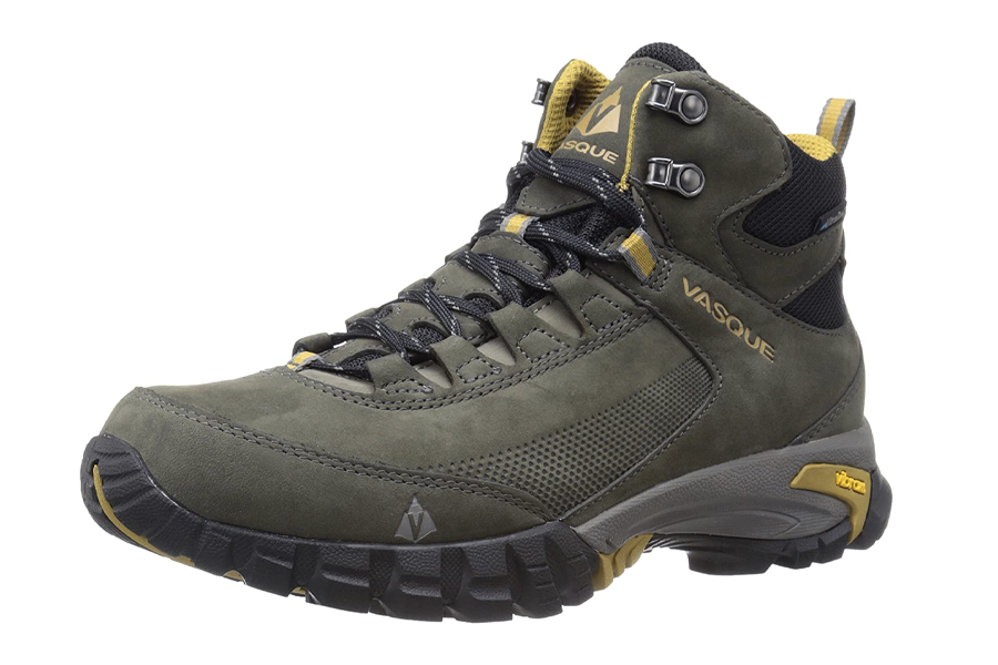 Best Hiking Boots for Men - Vasque Talus Trek Ultradry