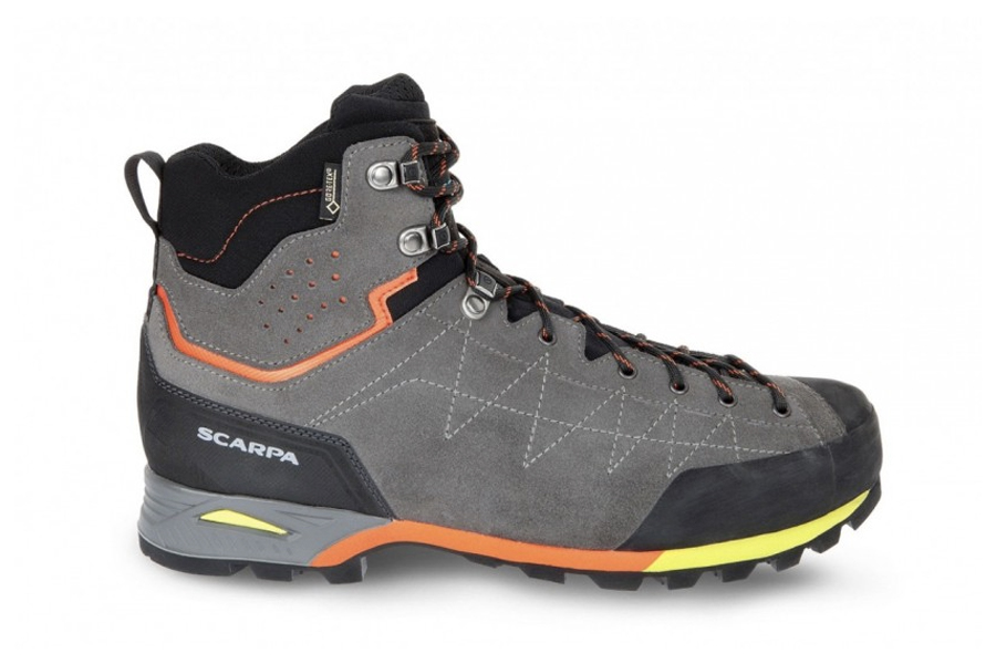 Best Hiking Boots for Men - scarpa zodiac plus gtx