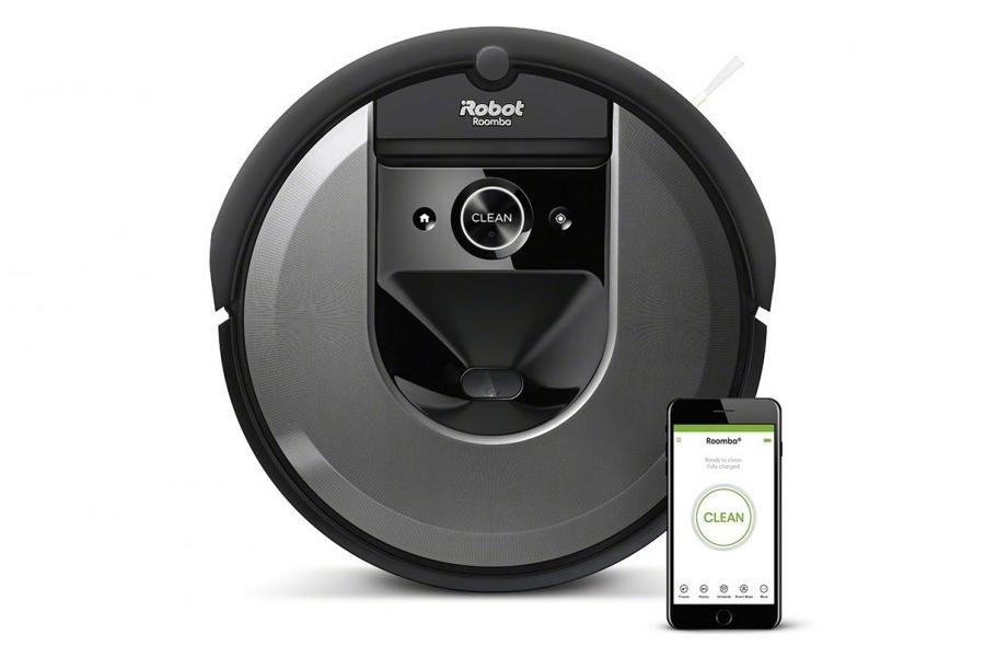 Best Robot Vacuums - iRobot Roomba i7+