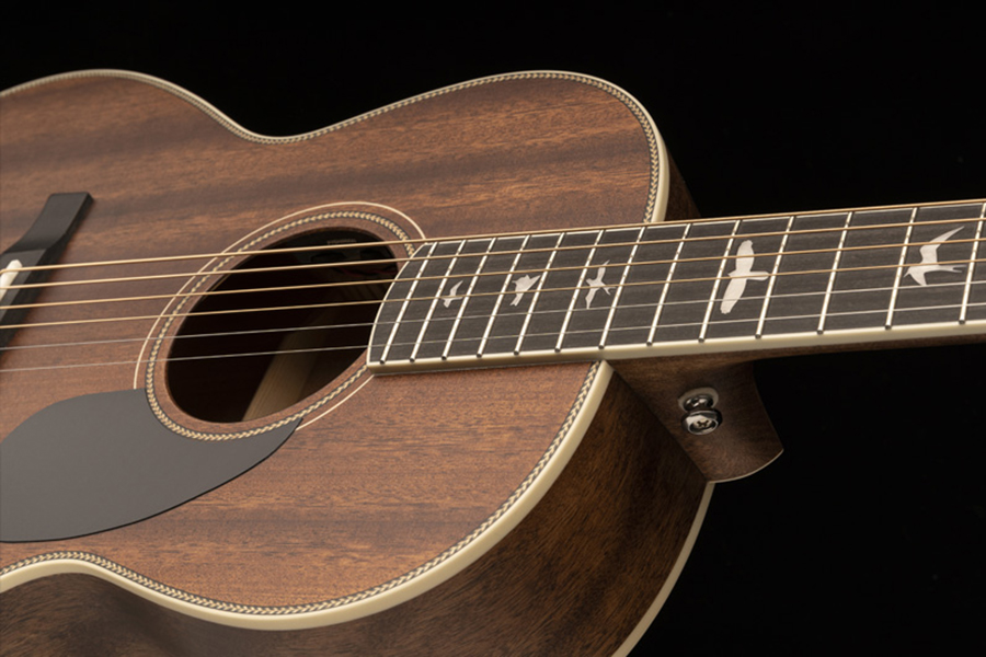 Acoustic Guitar from PRS Guitars pic guard