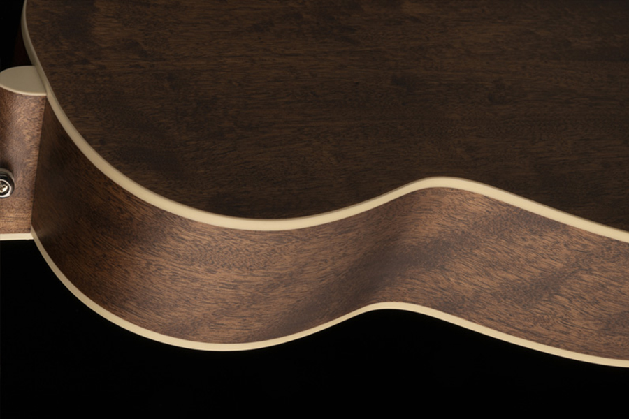 Acoustic Guitar from PRS Guitars sides of body