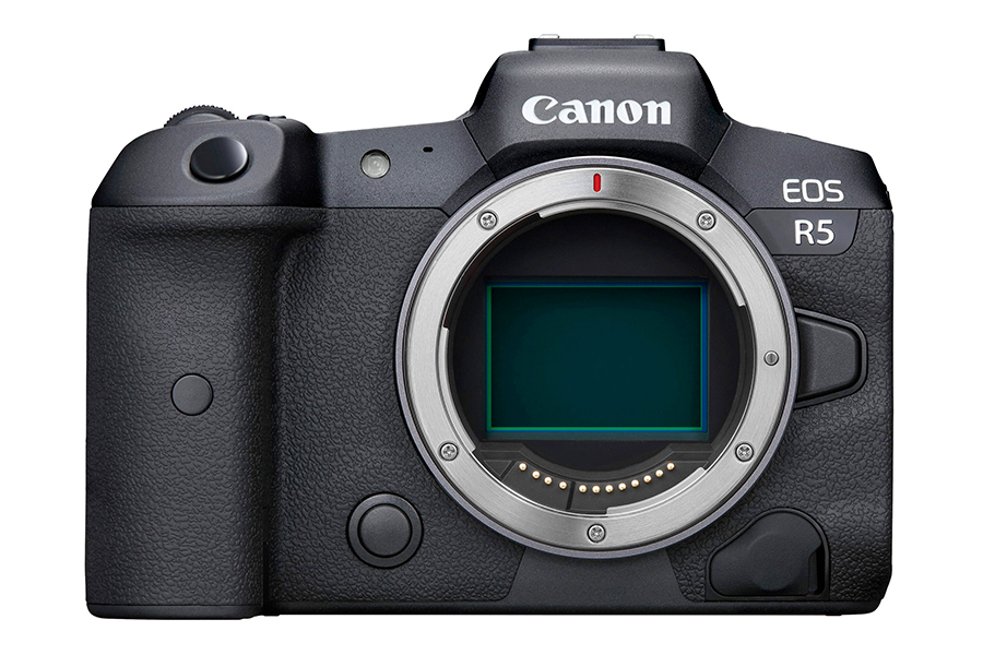 Canon Mirrorless EOS R5 body only