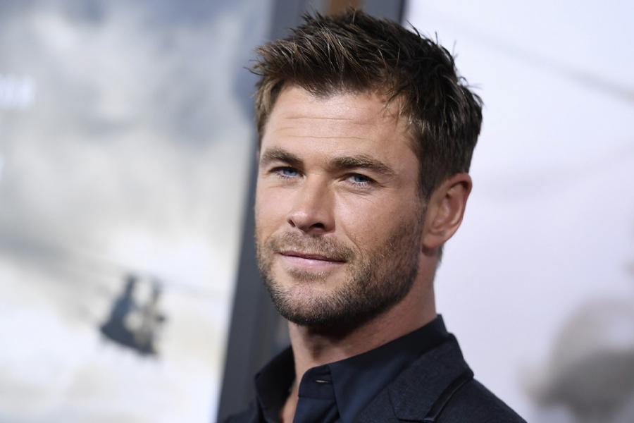 Chris Hemsworth's net worth