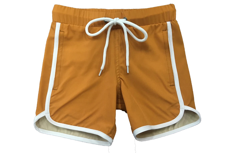 Class of 84 boardshorts brown shorts