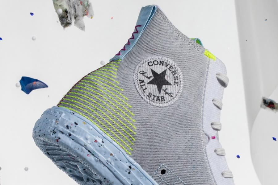 converse crater high top sneaker