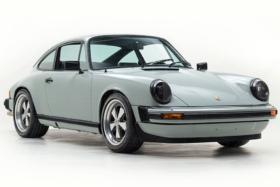 Custom Porsche 911 from Straat