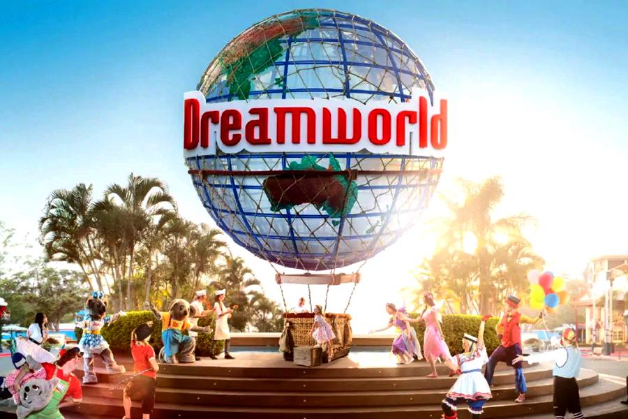 Best Theme Parks Gold Coast - Dreamworld