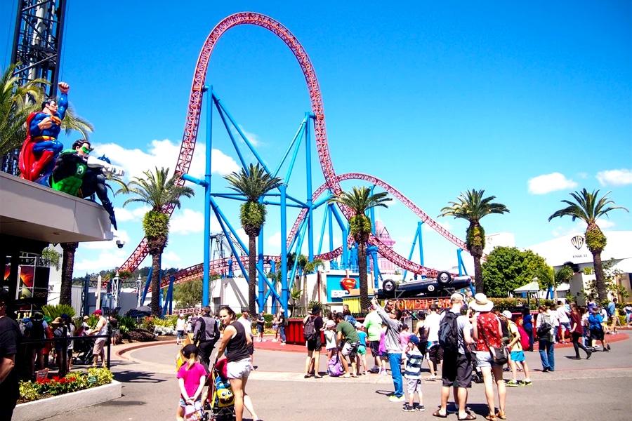 Theme Parks Gold Coast