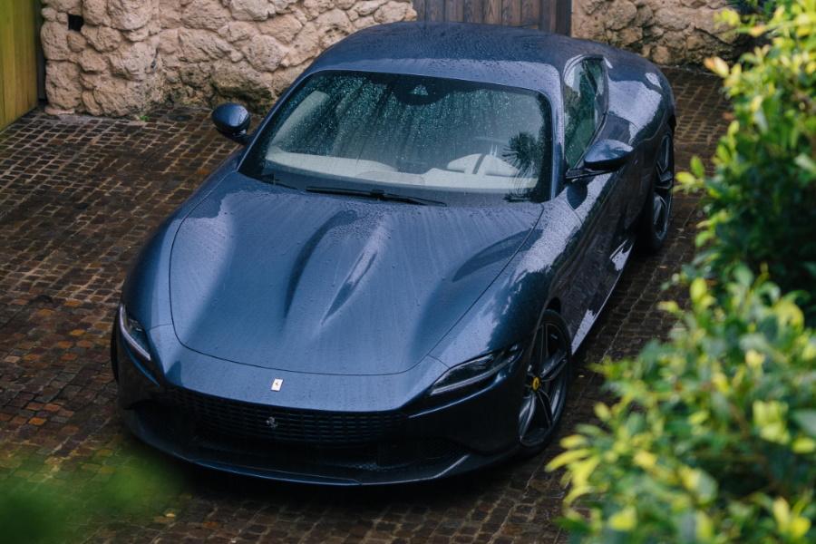 Ferrari Roma sportscar