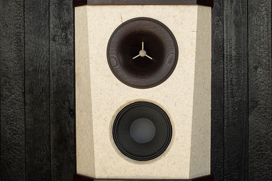 Fleetwood Sound Deville Speaker front