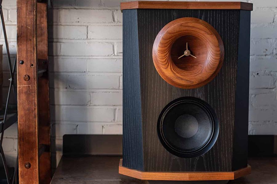 Fleetwood Sound Deville Speaker bass