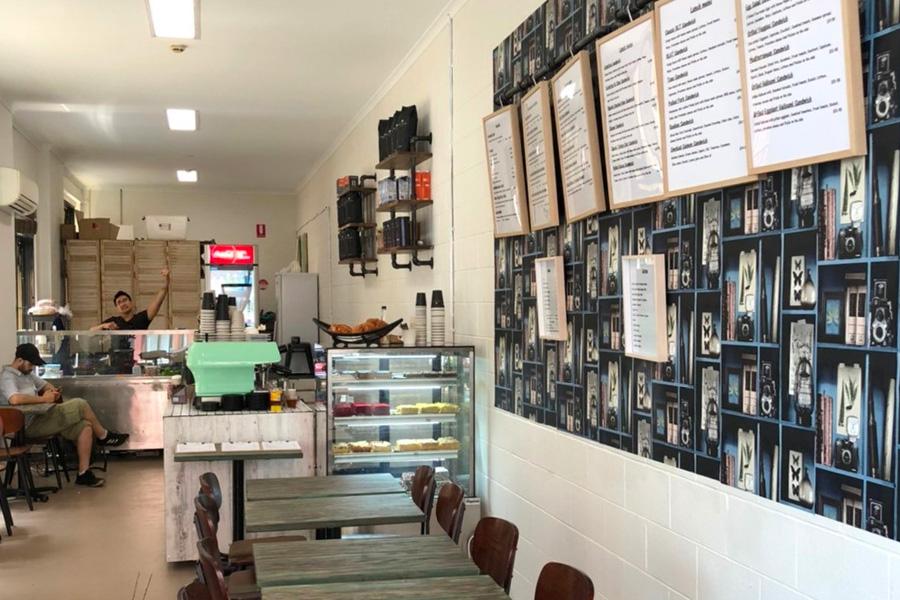 Funky Grind Cafe