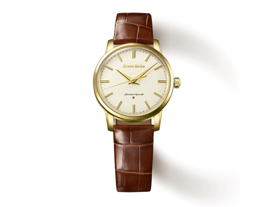 grand seiko gold anniversary watch