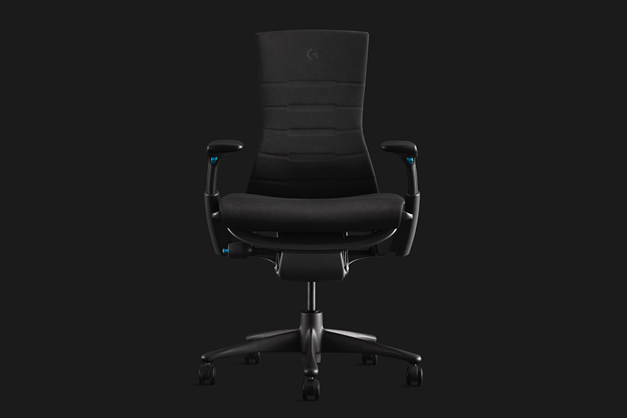 Herman Miller x Logitech Chair front view