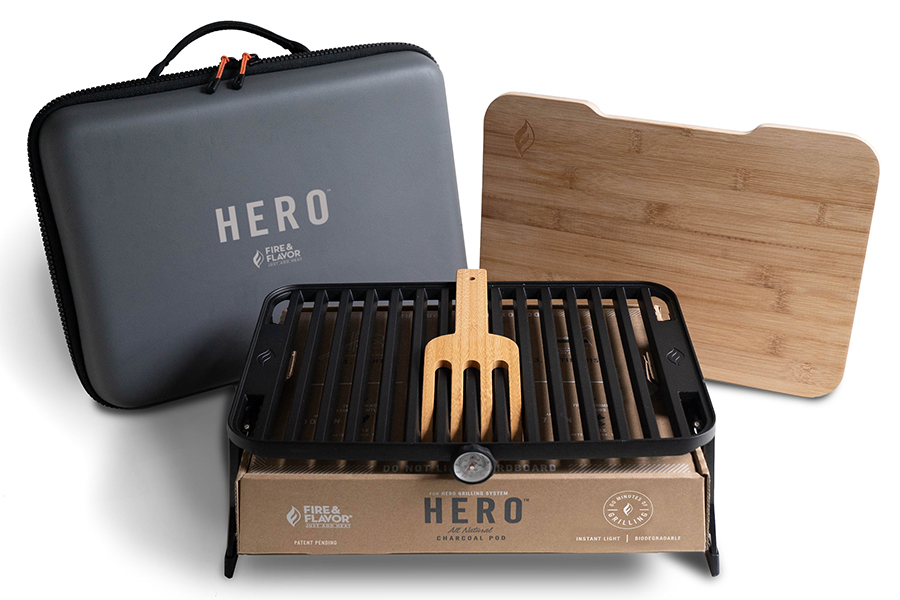 Hero Grill System