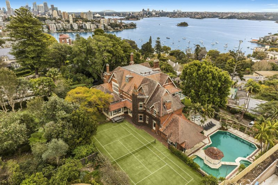 Highest-earning suburbs australia - Bellevue Hill