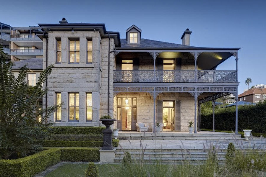 Highest-earning suburbs australia - Mosman