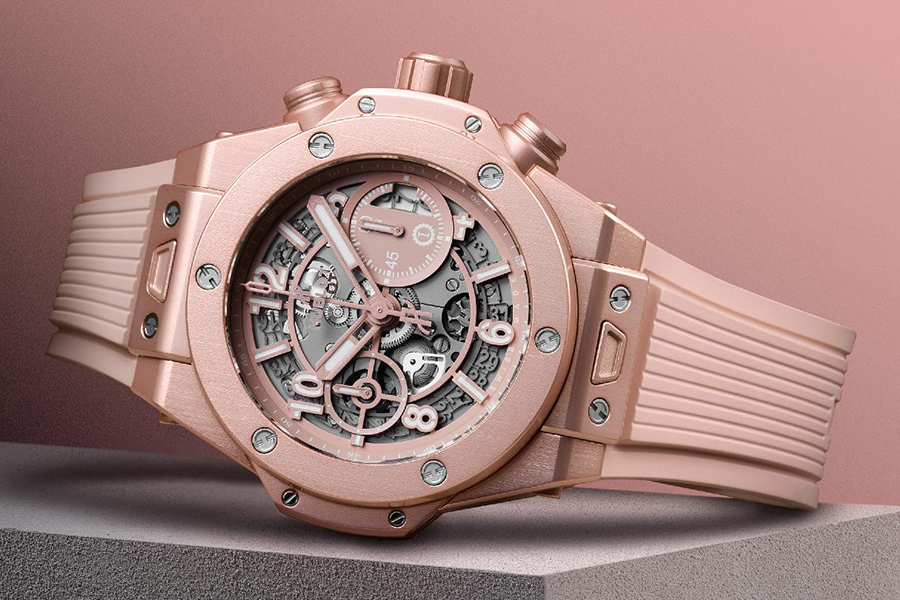 Hublot Big Bang Millennial Pink is Meant for All | Man of Many