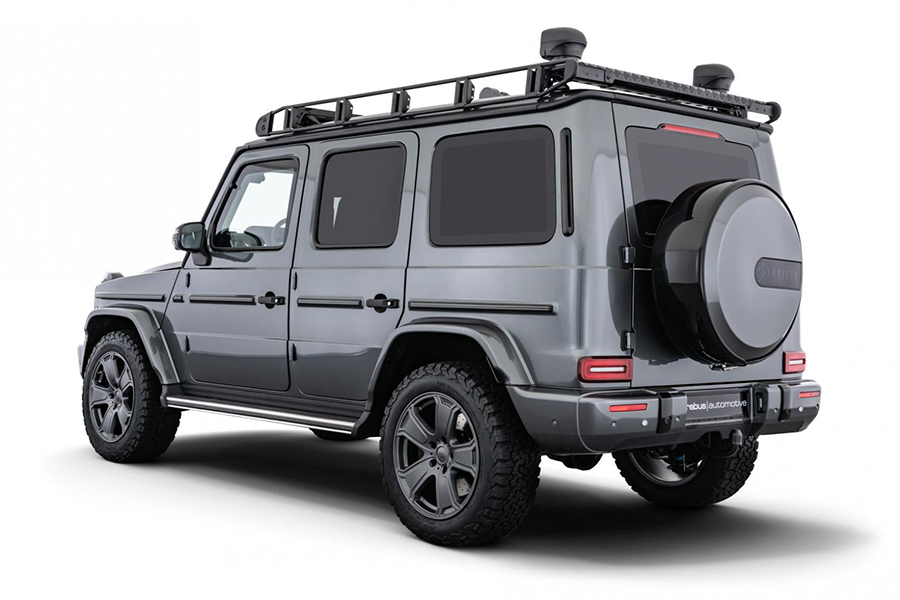 Invicto Mission VR6 vehicle