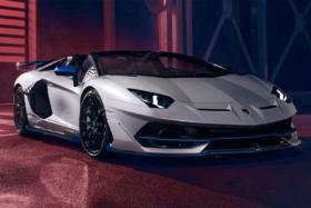 Lamborghini Aventador SVJ Xago Edition 3