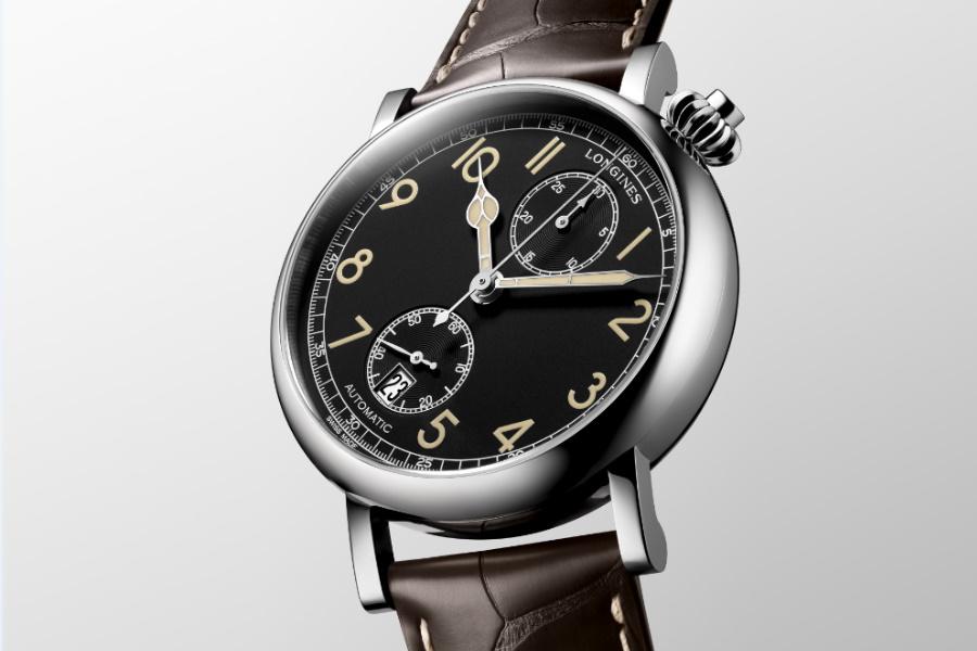 longines aviation watch