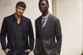 MJ Bale suits for men