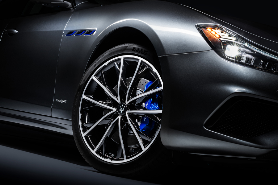 Maserati Ghibli Hybrid 11