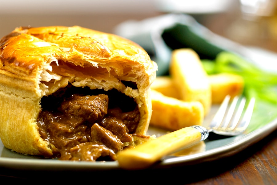 Australian Food - Meat Pie