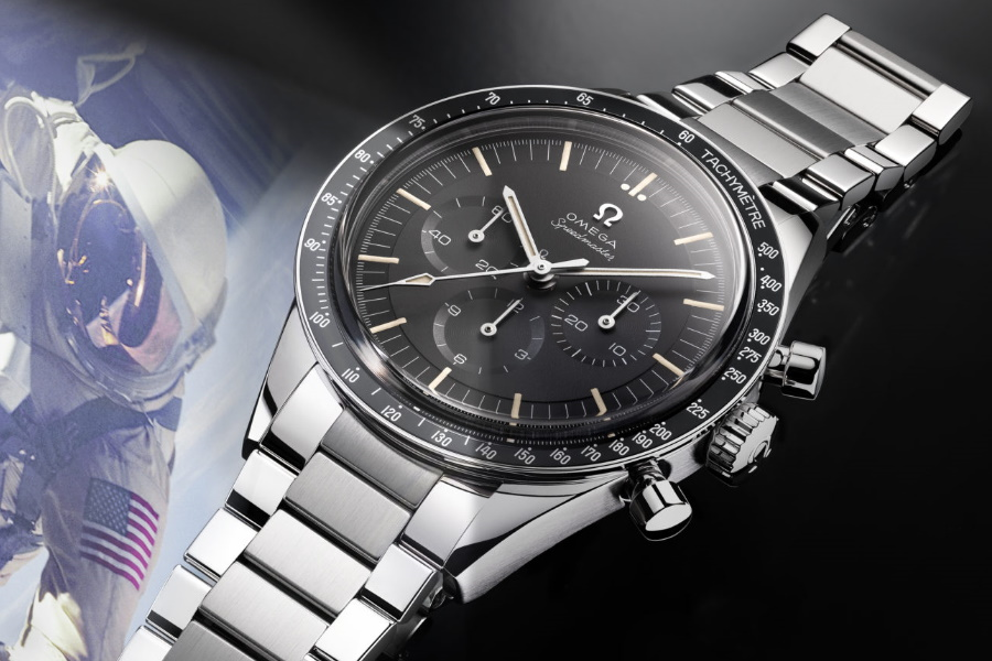 OMEGA Speedmaster Moonwatch 321 is No Small Step | Man of Many