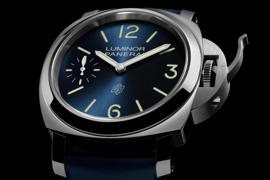 Panerai Luminor Blu Mare watch