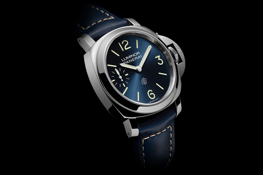 Panerai Luminor Resurfaces with the Blu Mare Edition | Man of Many