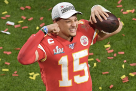 Patrick Mahomes Workout and Diet plan
