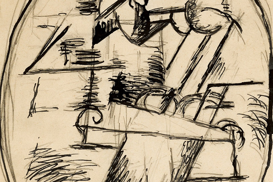 Picasso Works and Collection for Auction Pablo Composition