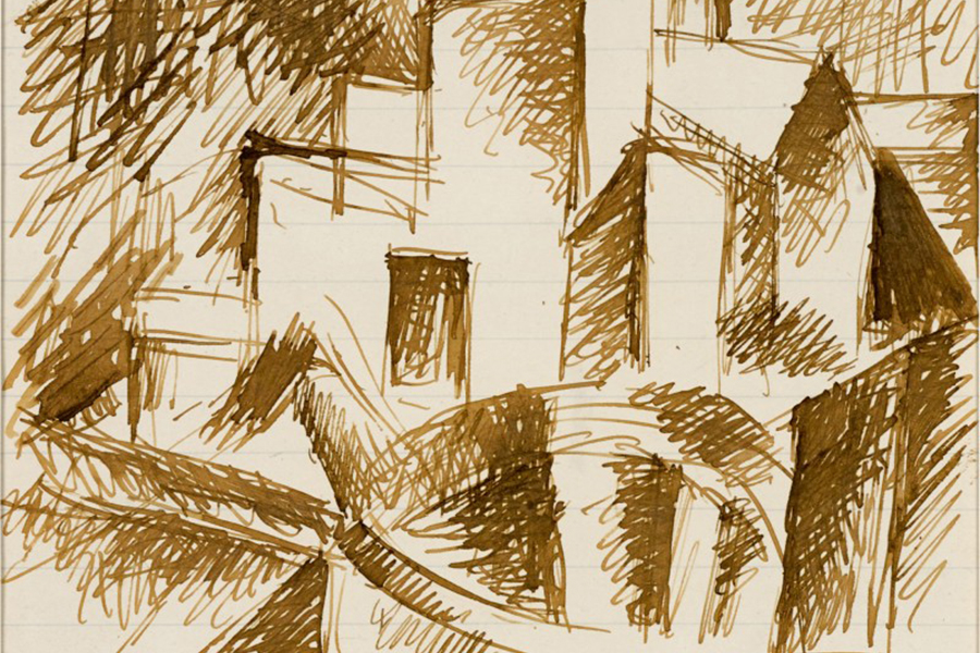 Picasso Works and Collection Le Reservoir A Horta