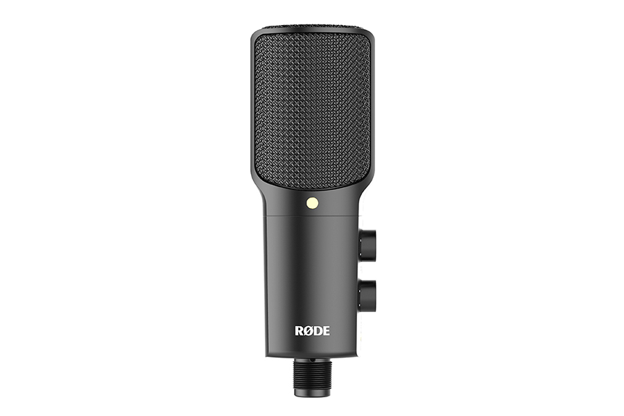 Rode NT-USB Microphone front