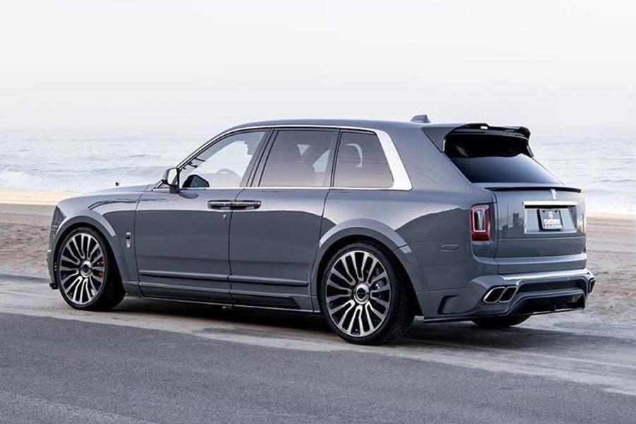 Rolls Royce Cullinan Surf
