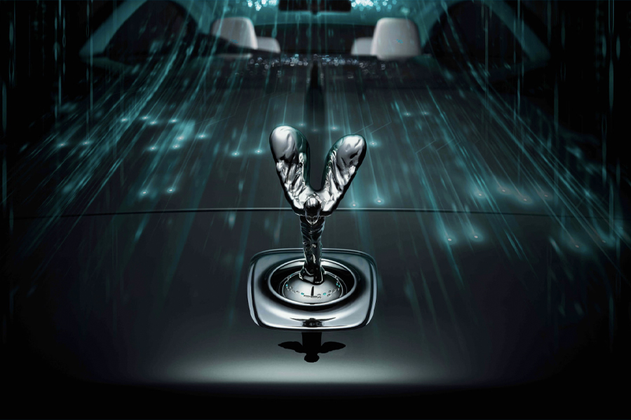 Rolls-Royce Wraith Kryptos 7