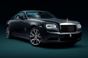 Rolls-Royce Wraith Kryptos 8