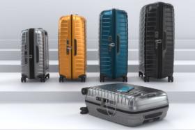 samsonite proxis luggage range