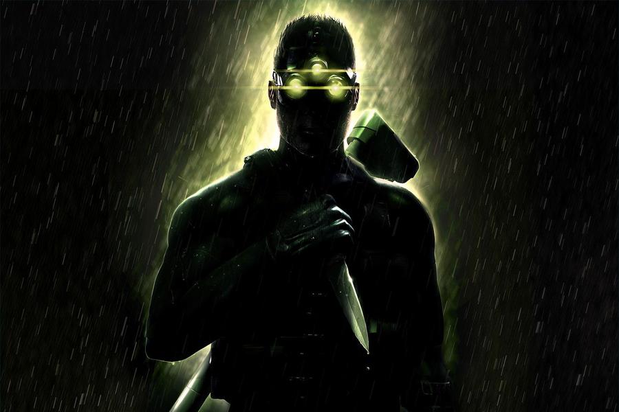 Splinter Cell anime 2