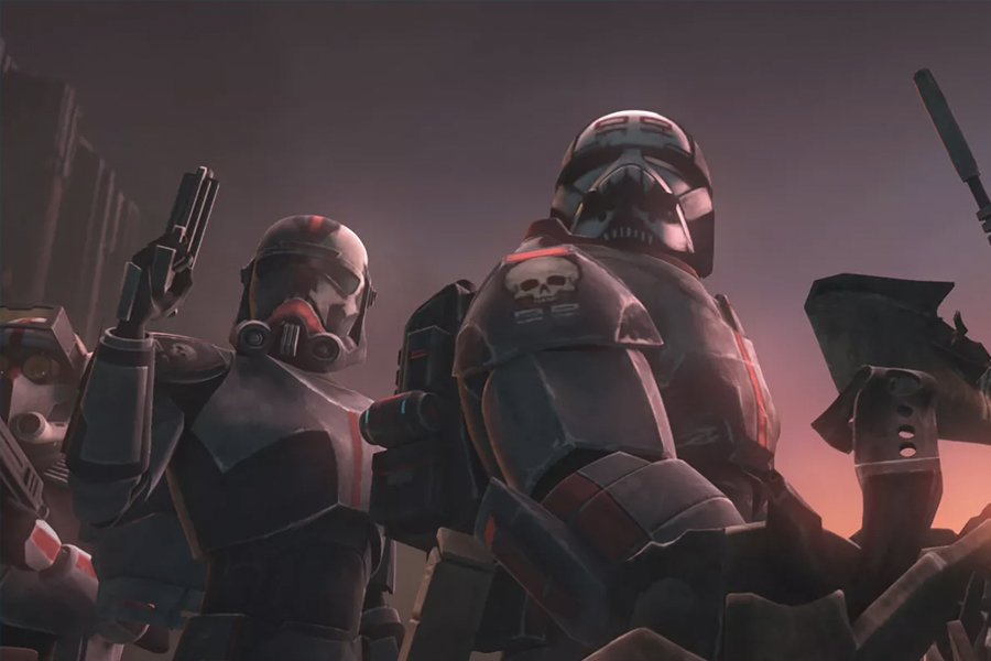 Star Wars- The Bad Batch