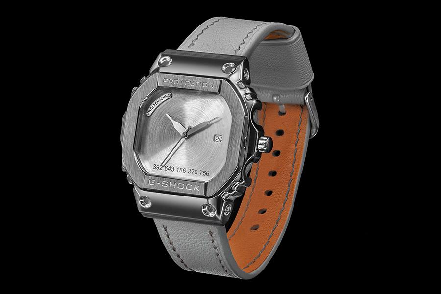 Swiss Movement Gshock gray watch