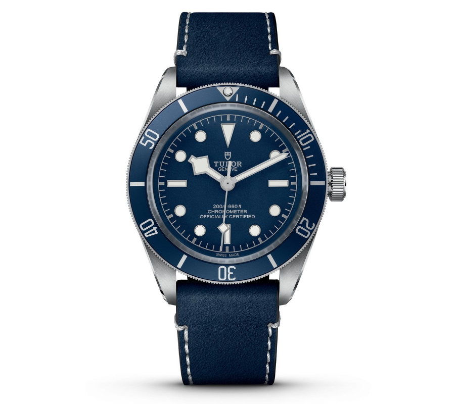 tudor black bay fifty eight in blue