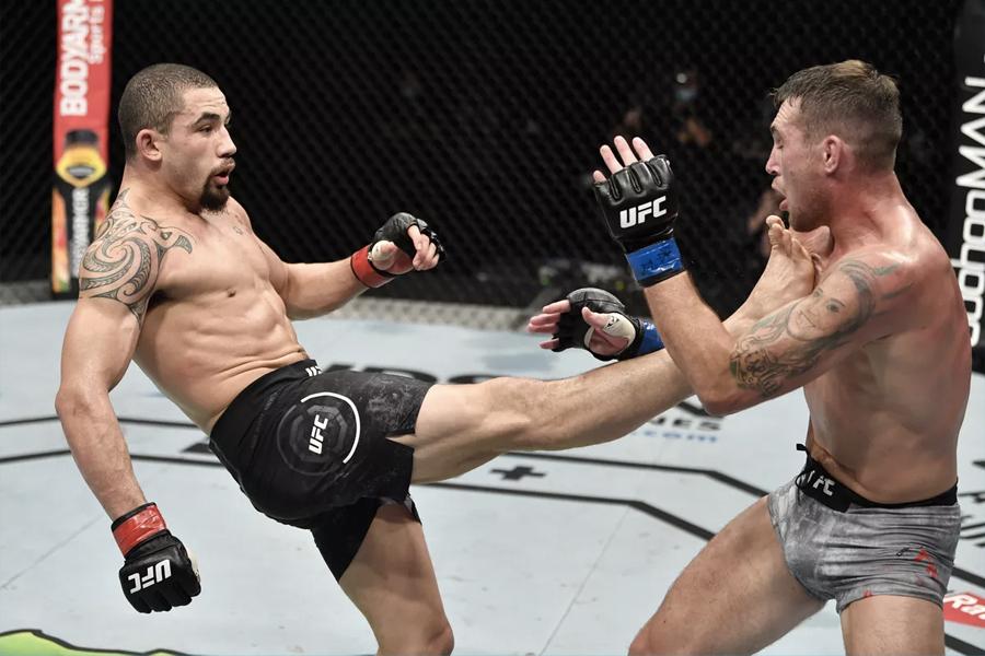 UFC whittaker vs till