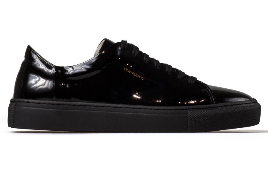 Von-Röutte black sneaker