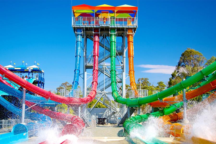 Best Theme Parks Gold Coast - Wet'n'Wild