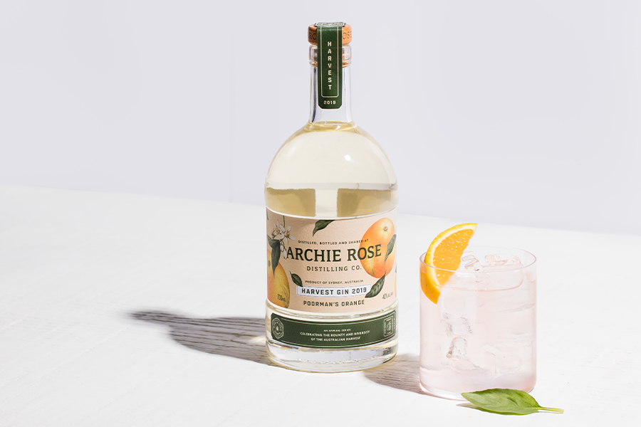 archie rose ppormans gin